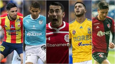 Así van las transferencias en la Liga MX de cara al Clausura 2019