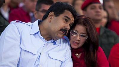 EEUU apunta ahora contra la esposa de Maduro en nueva tanda de sanciones a Venezuela