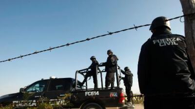 Suman ocho los políticos asesinados en las últimas dos semanas en México