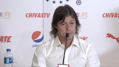 """""""Es triste y duro este final"""": Matías Almeyda oficializó su salida de Chivas"""