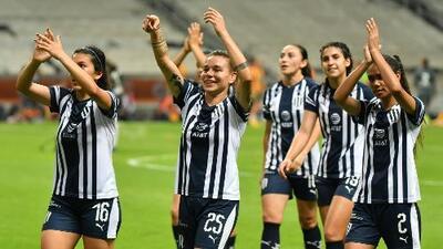 Rayados arrebata el liderato a Tigres en la Liga MX Femenil