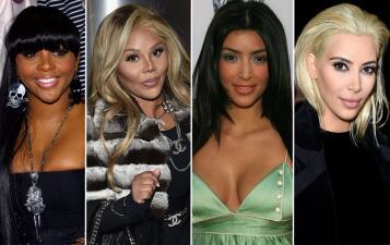 A estos famosos les gusta aclararse la piel