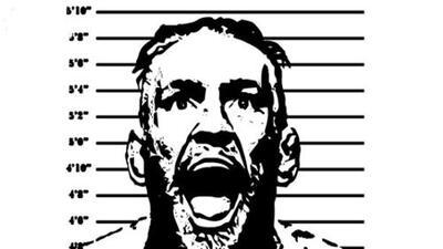 McGregor, detenido y acusado de lesiones y delito contra la propiedad por la Policía de NY