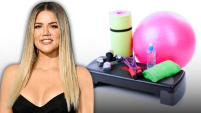 Khloé Kardashian en contra del sobrepeso: ahora sacará a la venta artículos para hacer ejercicio