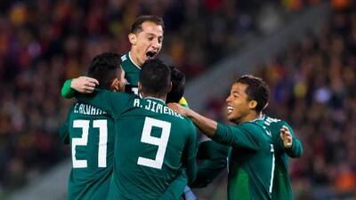 Cómo ver México vs. Bosnia EN VIVO amistoso FIFA