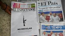 No creo que sea el último día de la guerra en Colombia