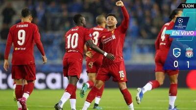 TUDNXtra | Liverpool se mantiene en la búsqueda de más goles ante el Genk