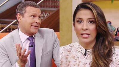 DAEnUnMinuto: Maity se quedó encerrada en un elevador, y ni le mencionen la palabra 'ejercicio' a Alan