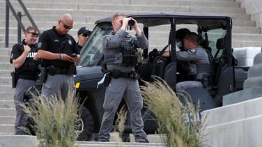 Concejo de Salt Lake City rechaza reducción presupuestaria para policía de la ciudad