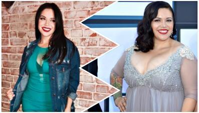 Así fue como Jacqie Rivera, hija de Jenni Rivera, perdió 70 de las 235 libras que pesaba