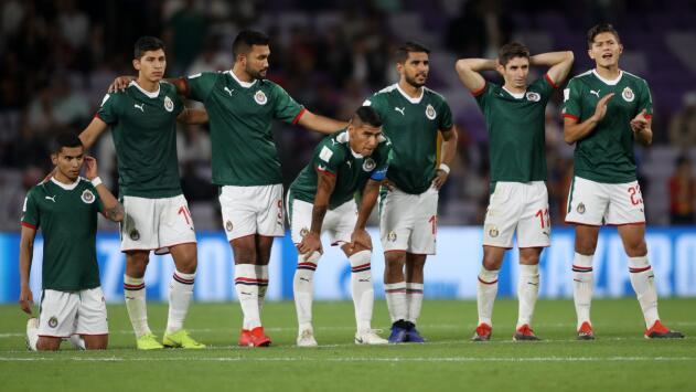 """En Chivas se sienten """"avergonzados"""" por el fracaso en el Mundial de Clubes"""