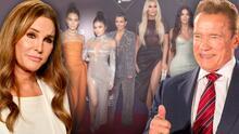 Caitlyn Jenner no tiene apoyo de sus hijos, ni de las Kardashian, pero Arnold Schwarzenegger la ve ganando