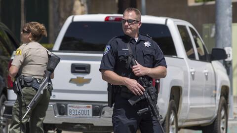 Estudian abrir cinco subestaciones de policía en San Bernardino para combatir la creciente ola de criminalidad