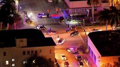 Reportan disparos cerca a una sinagoga en Miami Beach