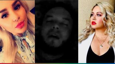 "(Video) 'Ex' de Lorenzo Méndez llama ""ardida"" a Chiquis Rivera, luego de mostrar que él pasó la noche en su casa"