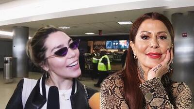 Así reacciona Frida Sofía a la posibilidad de que Alejandra Guzmán la vea en su primera presentación como cantante