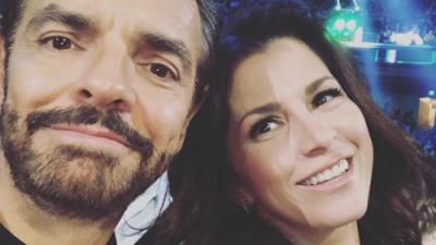 Alessandra Rosaldo exhibe el vergonzoso hábito de Eugenio Derbez