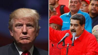 El gobierno de Trump intensifica la guerra de palabras contra el régimen de Nicolás Maduro