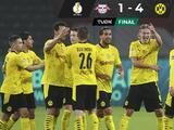 Borussia Dortmund se proclama campeón de la Pokal ante el Red Bull Leipzig