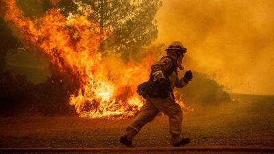 El incendio más grande en la historia de California consumió un área como Los Ángeles en 11 días