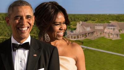 Barack y Michelle Obama estarían por comprar una casa de 14 millones de dólares