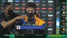 Jugar el Mundial de Clubes le genera ilusión a Francisco Meza