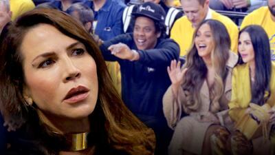 Esposa de millonario revela llorando que la amenazaron de muerte tras el 'incidente' viral con Beyoncé y Jay-Z