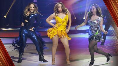 En fotos: los bailes de Rosie Rivera