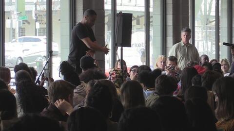 Realizan primera Cumbre juvenil sobre creatividad en Sacramento