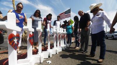 Atacante de El Paso se declara inocente del tiroteo en el Walmart en el que murieron 22 personas