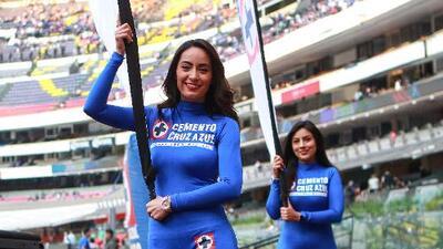 Las porristas animan la jornada 7 del Clausura 2019 en el fútbol mexicano