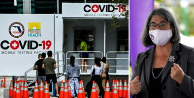 """""""Miami-Dade necesita urgente más vacunas"""": dice alcaldesa Daniella Levine Cava al presidente Biden"""