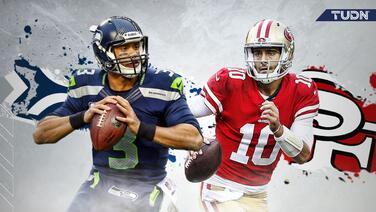 Seahawks vs 49ers, una rivalidad que va madurando poco a poco