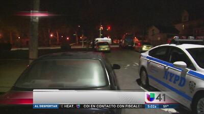 Tiroteo entre NYPD y conductor armado en Queens