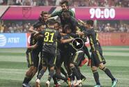 Estrellas de la MLS cayeron ante la Juventus tras desperdiciar demasiadas ocasiones