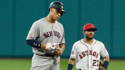 Yankees, la verdadera amenaza para impedir el bicampeonato de los Astros