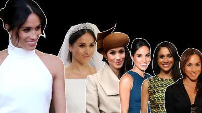 Meghan es mucho más que su vestido de novia (aunque no parezca): te decimos por qué
