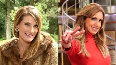Sol Méndez se transformó en la carismática Lili Estefan en 'Su nombre era Dolores, la Jenn que yo conocí'