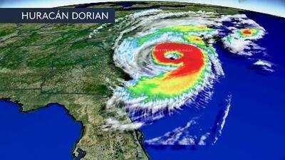 Reporte del Centro Nacional de Huracanes de las 11AM ET del 5 de septiembre sobre el huracán Dorian