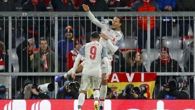 Un optimista Liverpool se ve otra vez en la Final de la Champions