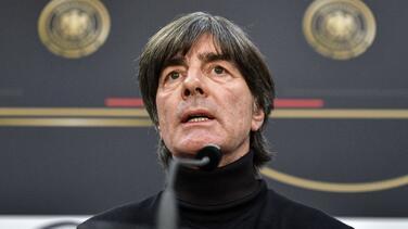 Alemania está en crisis y la Nations League agudizó el futuro de Löw