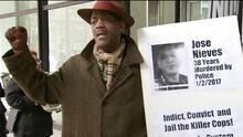 Activistas piden justicia frente a casos de abuso policial en Chicago