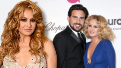 Paulina Rubio reacciona a los videos de su ex Jerry Bazúa denunciando que no lo deja ver a su hijo
