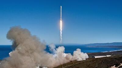 Cámara de video en cohete de SpaceX ofrece experiencia visual de astronauta