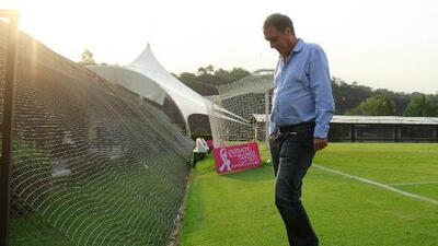 "Rodrigo Ares de Parga: ""No me supe expresar; tenemos un gran grupo de jugadores"""