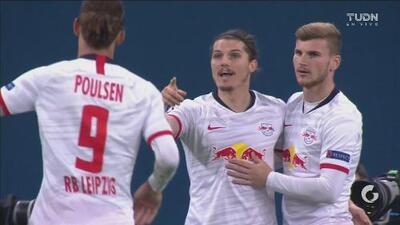 ¿Hasta cuándo va a reaccionar el Zenit? Leipzig hace el 0-2 y parece darle rumbo definitivo