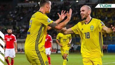 Suecia y Rumania se meten en la pelea por un puesto a la Euro 2020