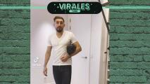 ¿Otra fiesta? El video de Héctor Herrera y su pareja rompe las redes