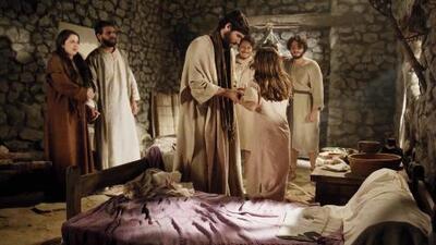 Jesús revivió a la hija de Jairo, uno de sus grandes enemigos
