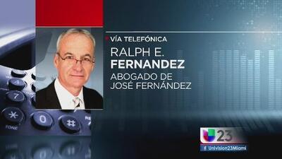 Nuevo giro al caso de la muerte de José Fernández